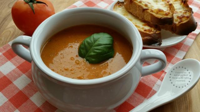 Heirloom Tomato Bisque Recipe