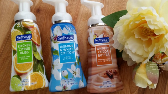 These Softsoap Liquid Foaming Hand Soaps are a premium product at a great price #FoamSensations  #ad