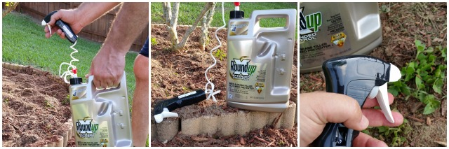 Thanks to products like Roundup Ready-To-Use Weed & Grass Killer I can keep my garden free of weeds #MiJardinalidad #ad