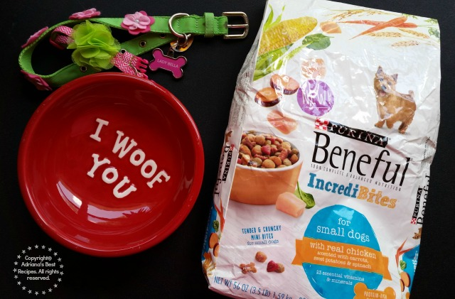 Beneful believes in variety health and flavor for dogs #AmorBeneful #ad