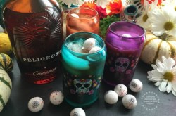 A recipe for a Peligroso Tequila Iced Coffee