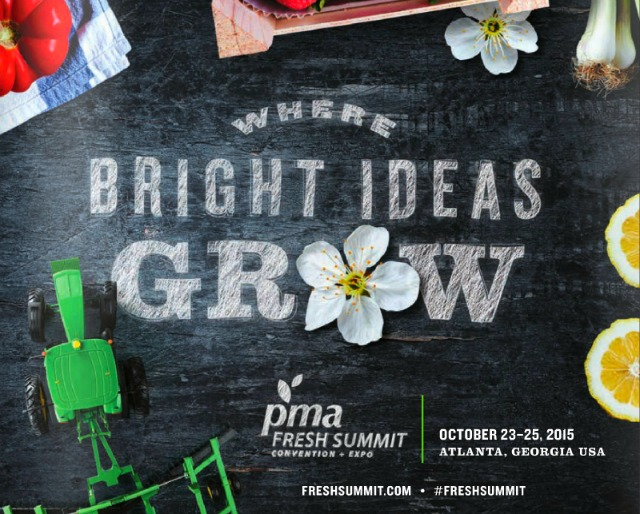 PMA Fresh Summit #FreshSummit #TeamFreshSummit #ad