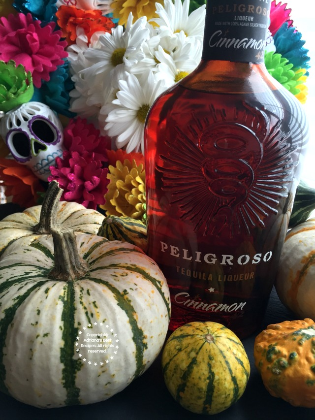 Peligroso Tequila Cinnamon warm and savory with spicy aromas and a light finish #PeligrosoTequila #ad