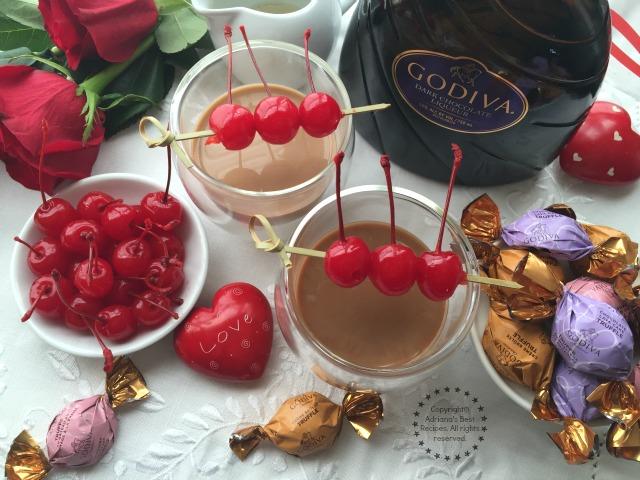 Coctel Besito Mexicano para brindar por el amor y la felicidad