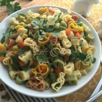 Spring Pasta for Easter