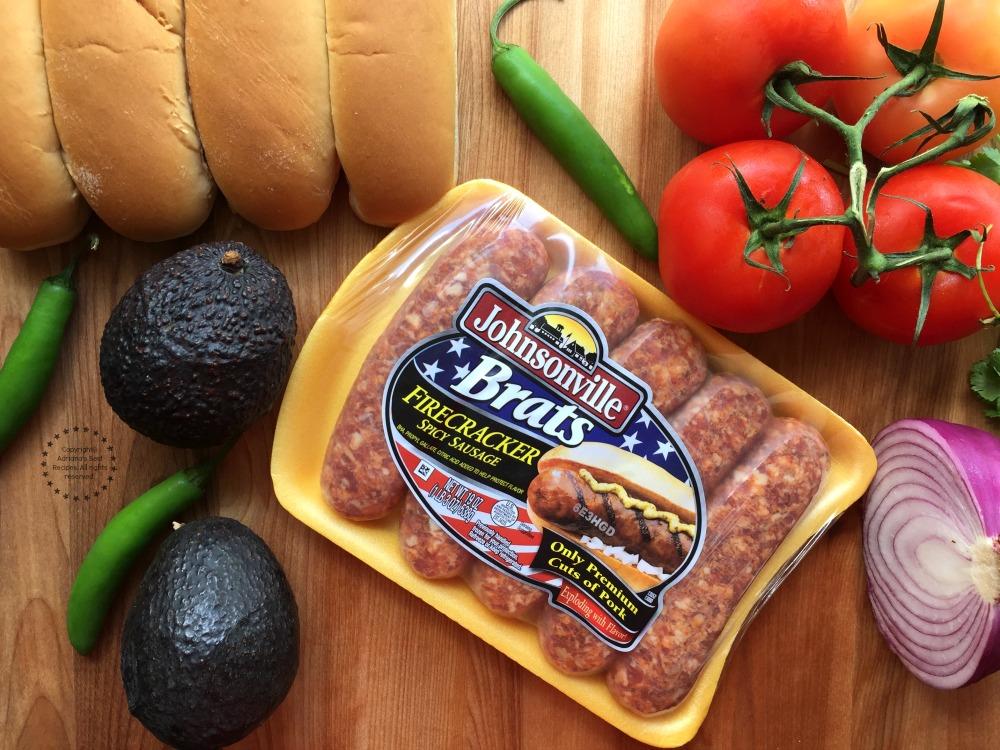 Spicy Firecracker Pork Brats Adriana S Best Recipes