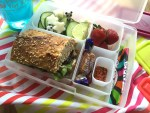My Mexican Bento Box for Back to School