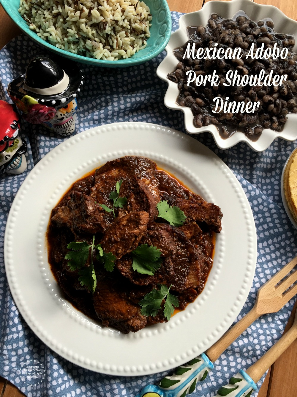 Pork shoulder recipes mexican