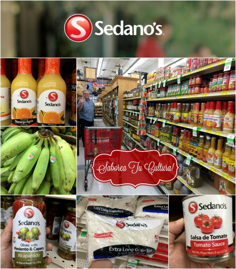 Visit Sedano's and buy all the ingredients for the Cuban Chicken Fricassee