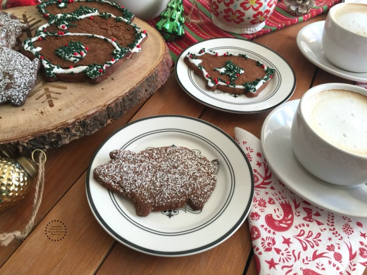 These Mexican Piloncillo Ginger Cookies were ready in less than 15 minutes