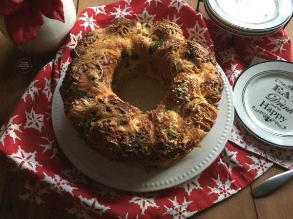 Esta Rosca de Pan a la Mexicana es un platillo estelar para la cena de Navidad