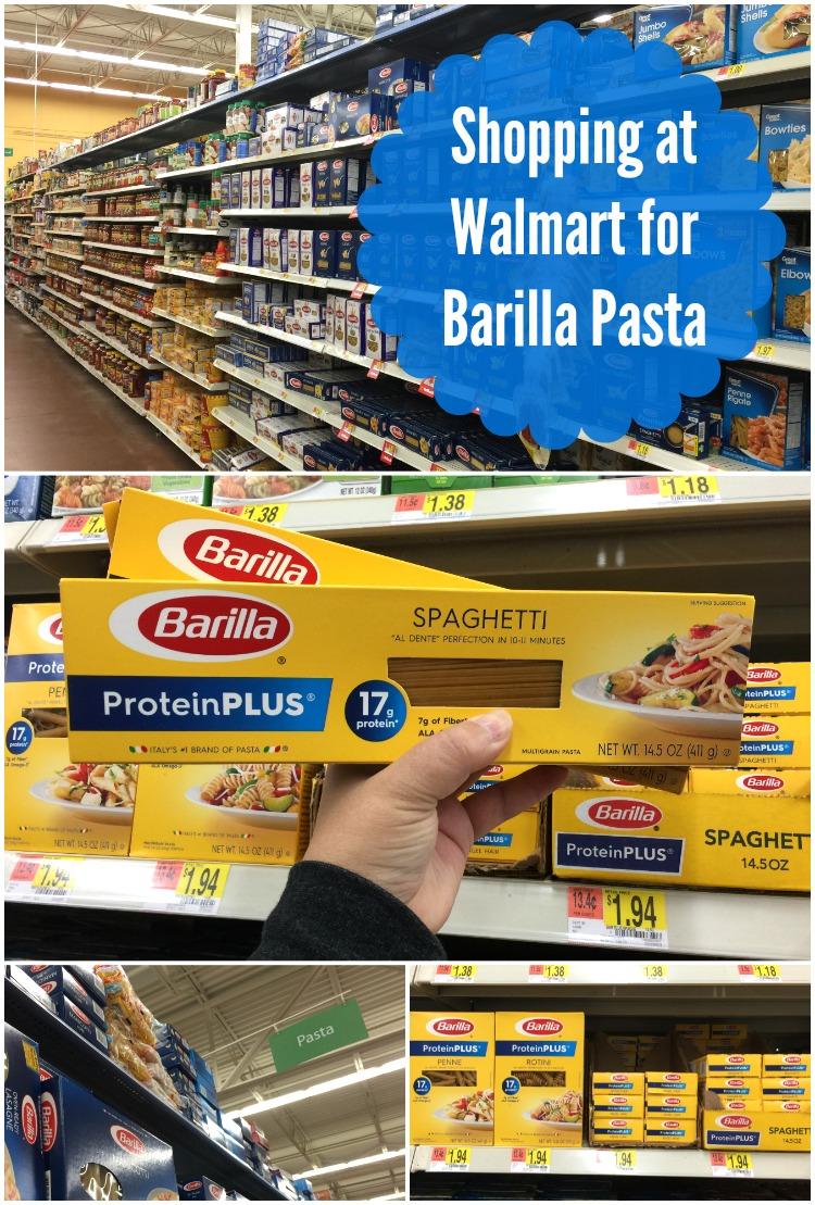 Find Barilla ProteinPLUS pasta at Walmart