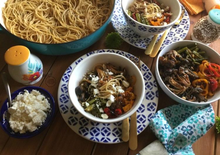 Es sencillo preparar comidas deliciosas con Barilla