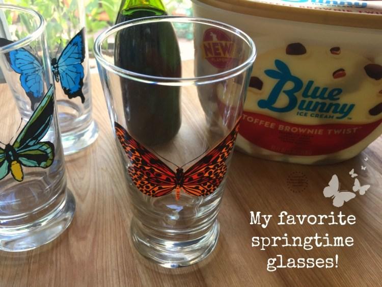 My favorite springtime glasses