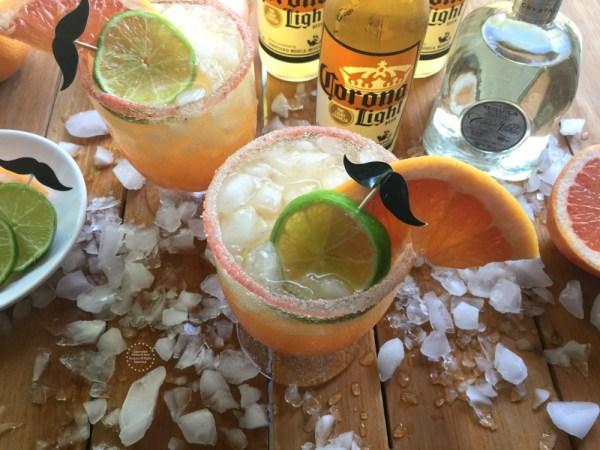 Un refrescante Coctel Paloma con Cerveza para cualquier ocasión