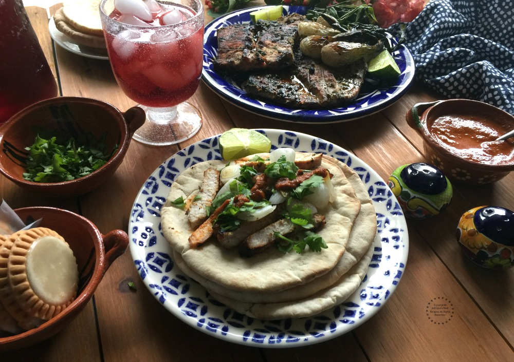 pan arabe sirve para dieta