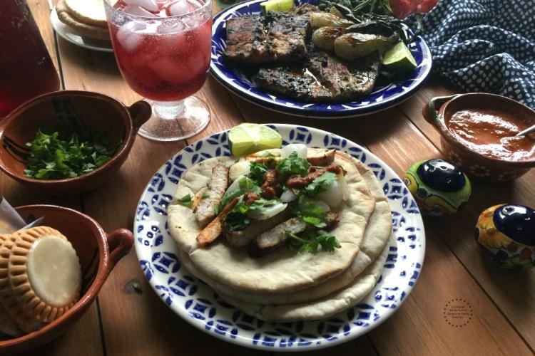 Arabian Tacos Culinary Treasure from Puebla