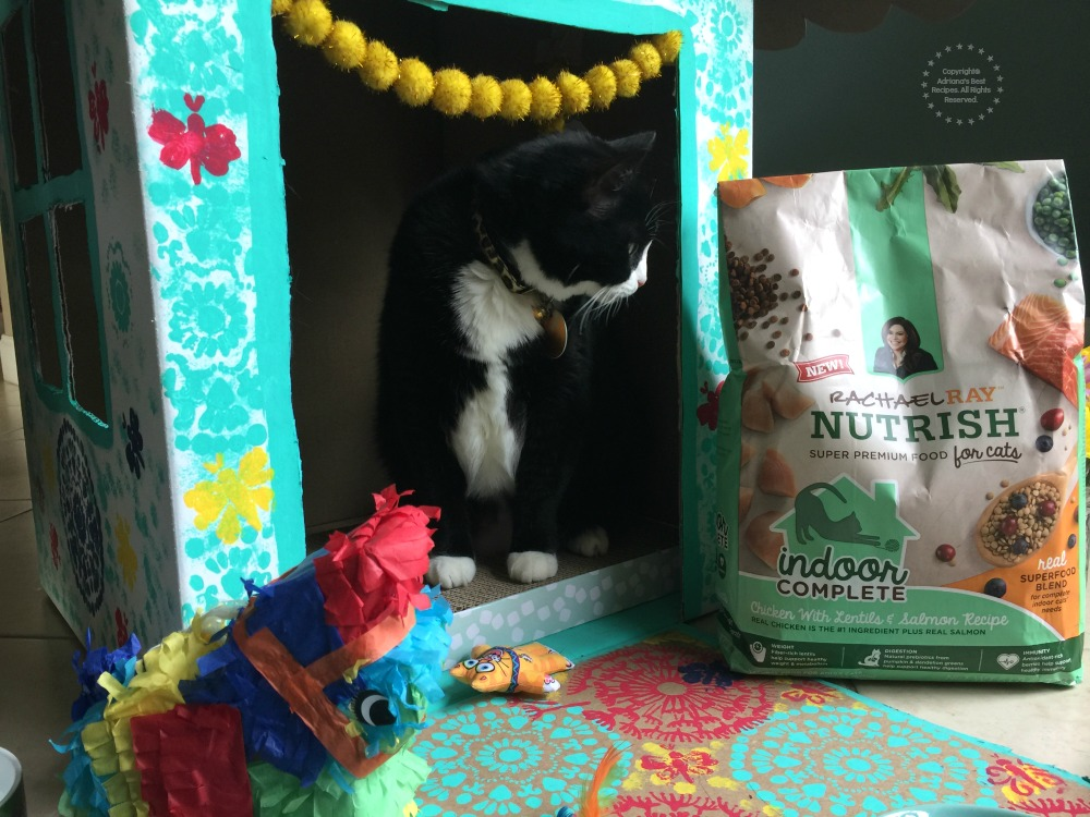 Nutrish Indoor Complete is formulated with a real superfood blend to complete the nutritional needs of our indoor adult cats