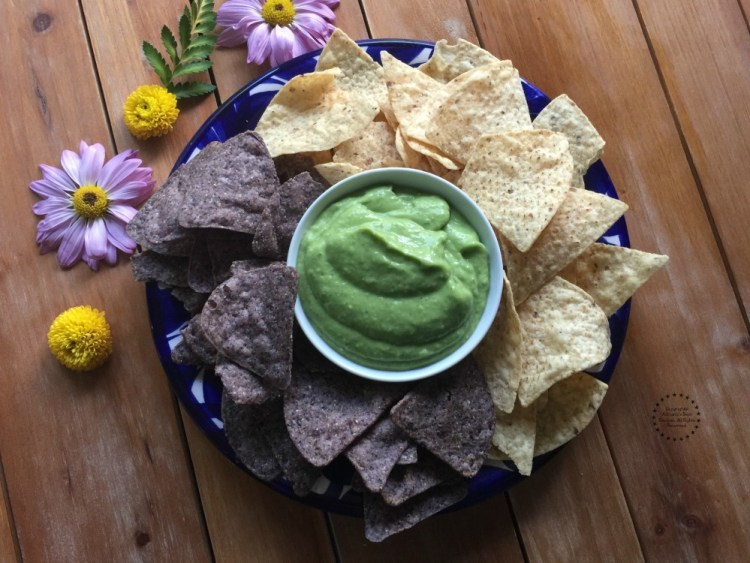 This real deal guacamole sauce is ready in few minutes