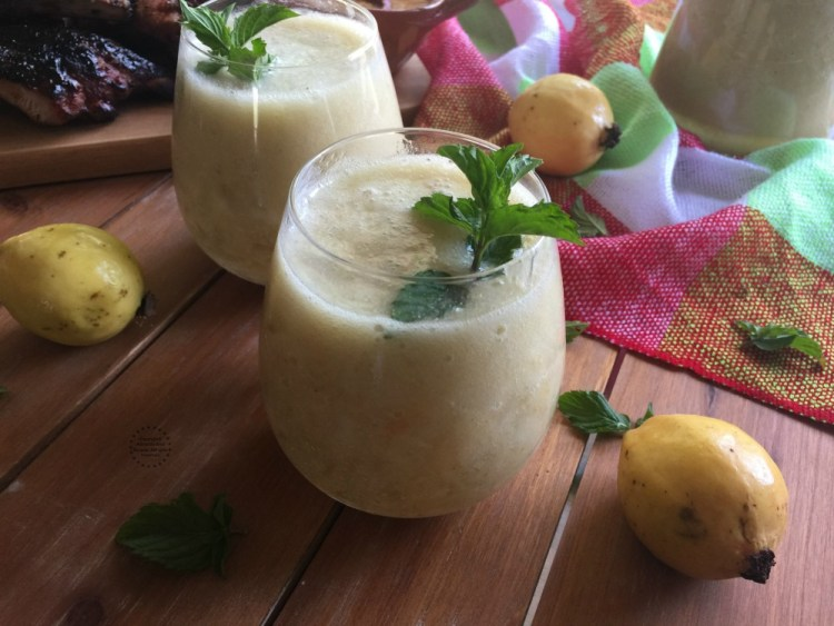 Guava Mint Agua Fresca a Mexican Tradition