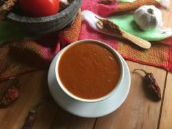 Deliciosa Salsa de Chile Chipotle