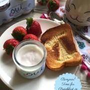 Bonjour amigos hoy queremos un desayuno en Paris sin salir de casa y saborear un yogurt estilo francés inspirado en la receta tradicional francesa