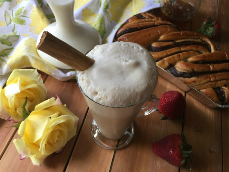 Mexican Milk Coffee Frappe