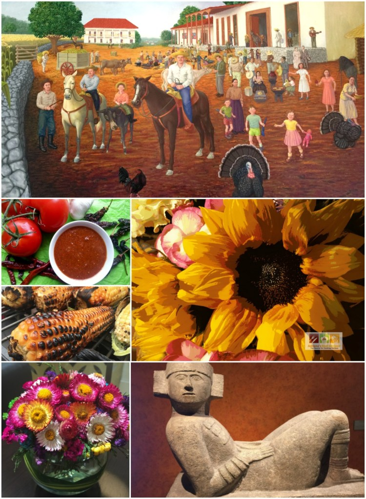 A blogging party to celebrate Hispanic Heritage month. Thirty days of delicious Latin food recipes with the participation of Latina food bloggers