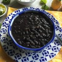 Frijoles Negros Cubanos Receta Familiar