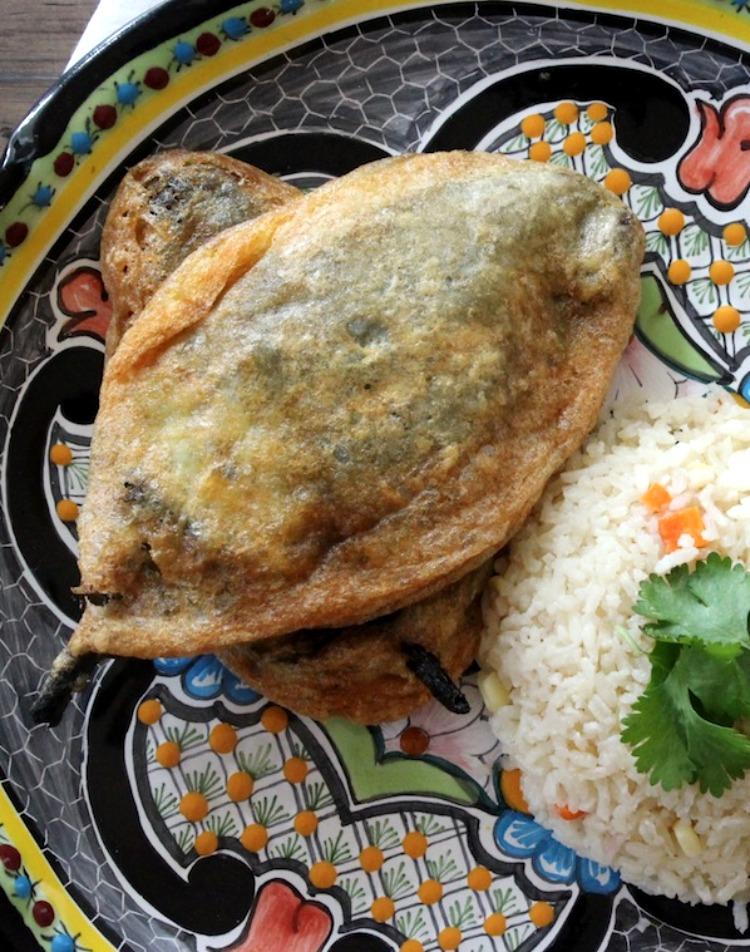 Lola's Cocina Chiles Rellenos