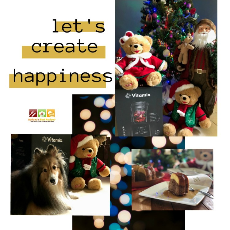 This holiday season let's create happiness that will last year round