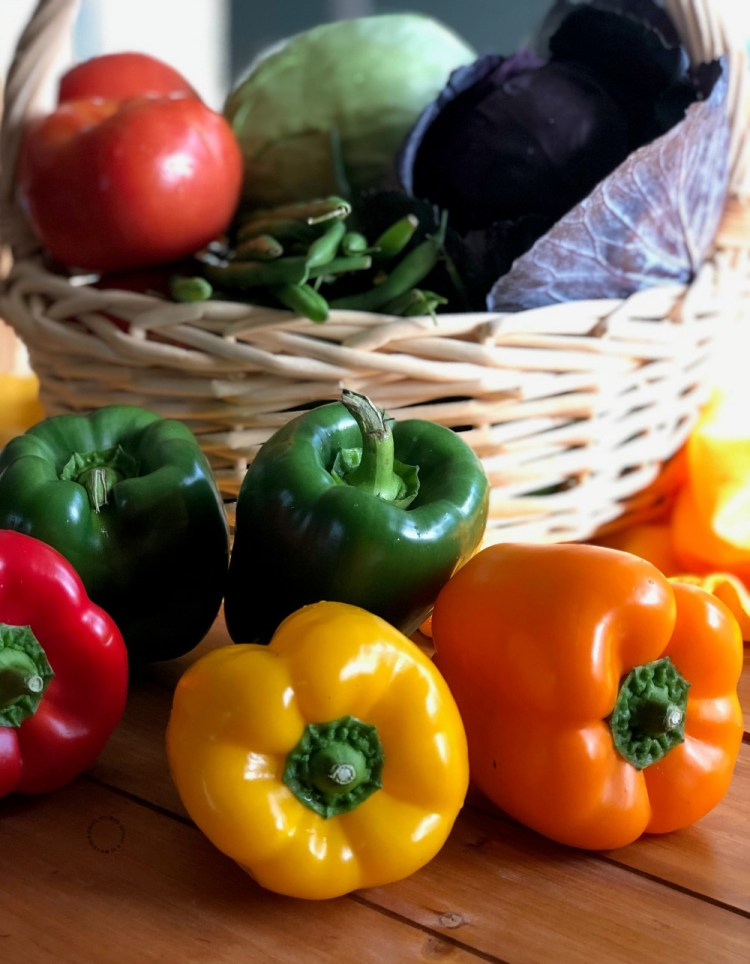 Florida Fresh Bell Peppers