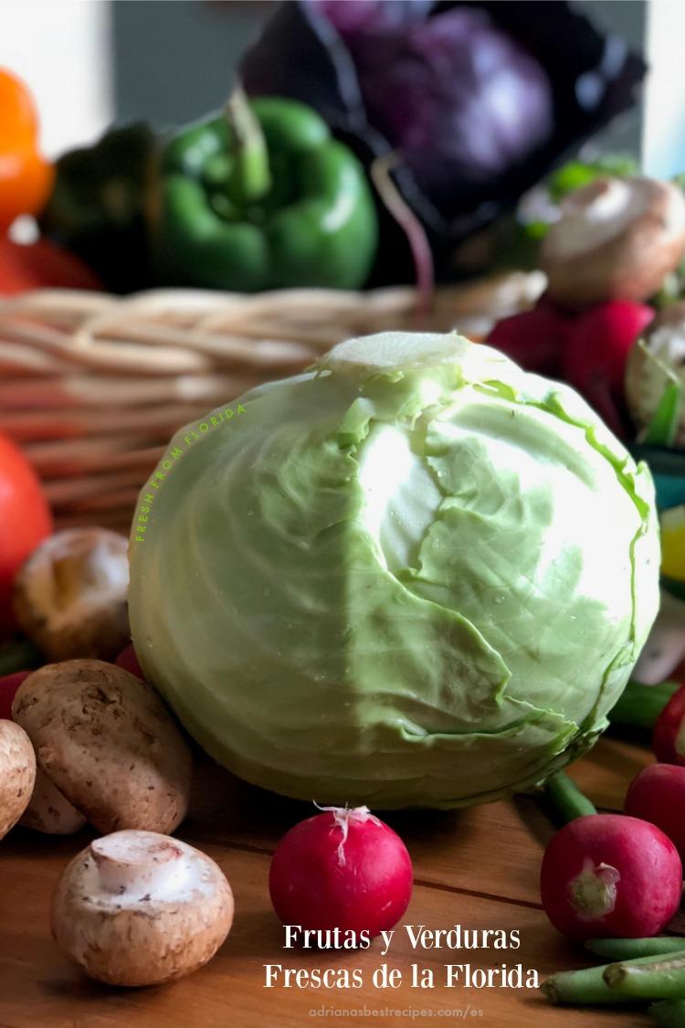 Frutas y Verduras Frescas de la Florida