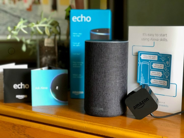Amazon ECHO and Alexa Skill Blueprints