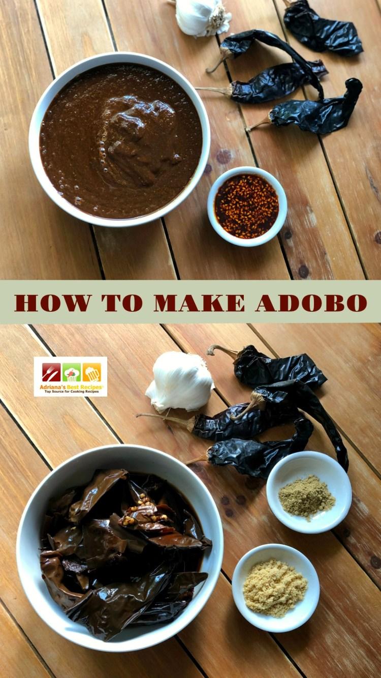 How to make adobo