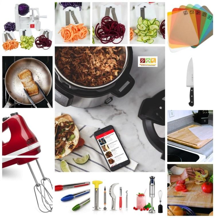 Estos son los diez mejores utensilios de cocina en Amazon que no deben faltar en tu cocina