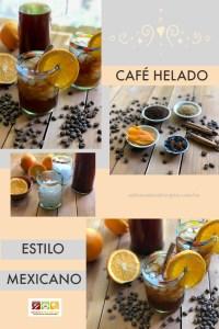 Cafe heladoestilomexicanoes lo quehay