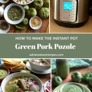 How to make the Instant Pot Green Pork Pozole