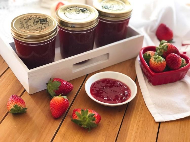 Florida Strawberry Jam Recipe