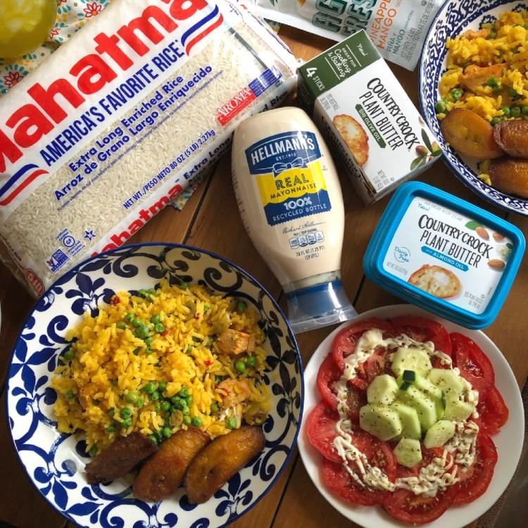 Aprovecha el festival del ahorro en Sedano's y prepara un delicioso arroz amarillo con pollo un clásico de la cocina cubana.