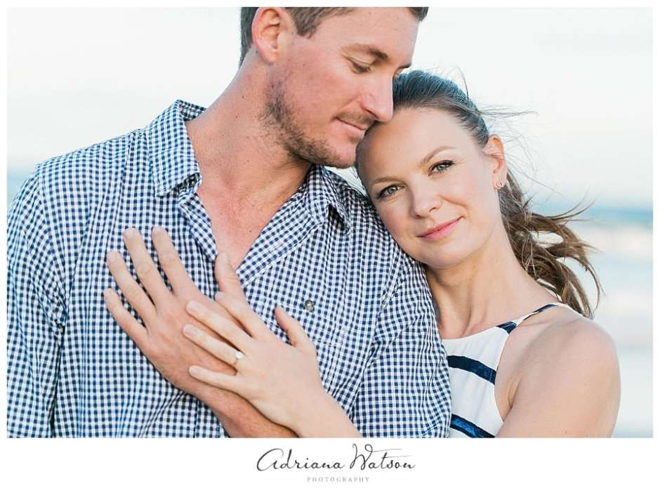 Sunshine Coast engagement session - Tim Irina