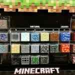 Periodic Table - Minecraft