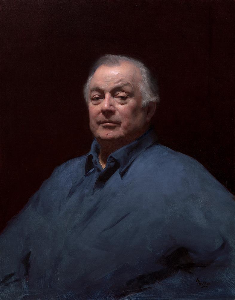 adrian gottlieb - portrait of jim french