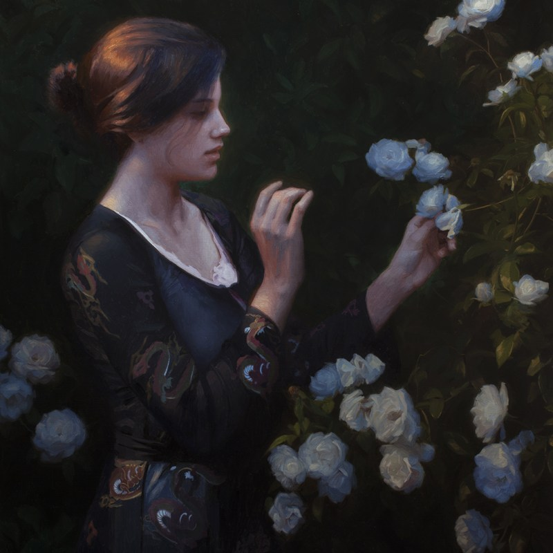 NEW-5 Day Intensive Portrait Painting Workshop