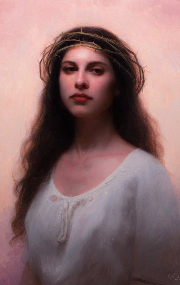 5 Day Intensive Portrait Painting Workshop