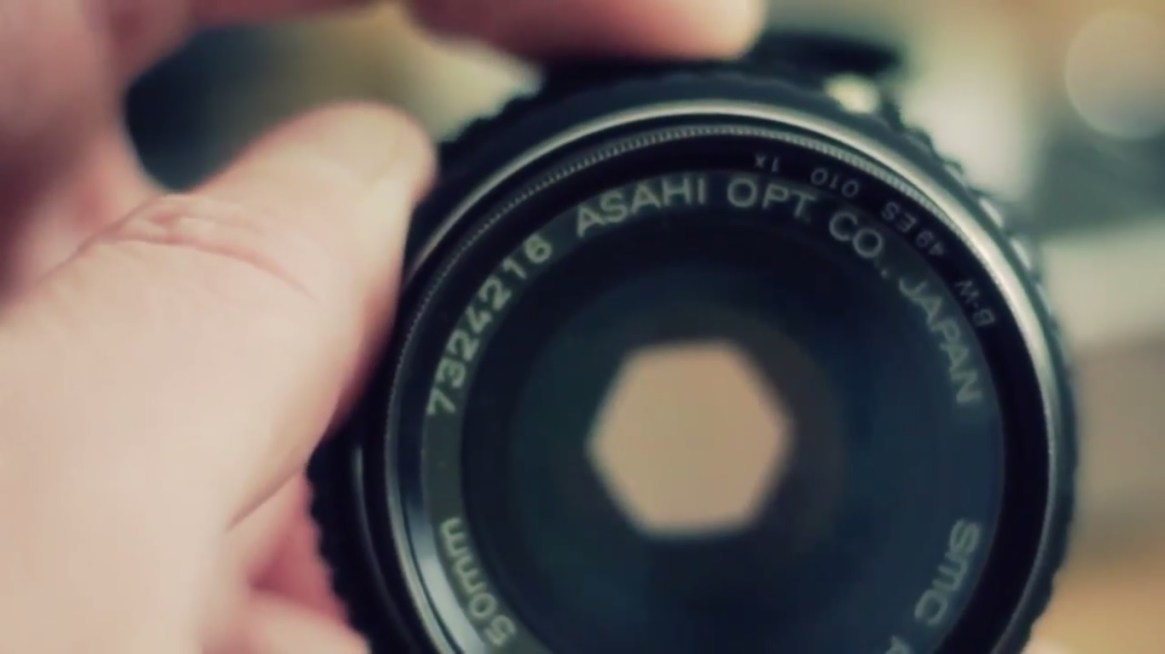 Vintage lenses make a comeback