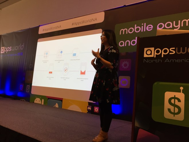 Alexa presents a timeline diagram OpenTable used for developing the mobile payment functionality