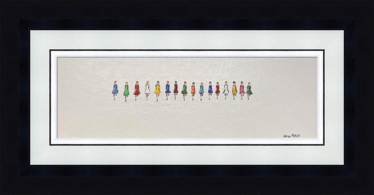 Spirit of the Dance Framed