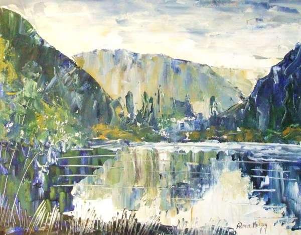 Lower Lake Glendalough