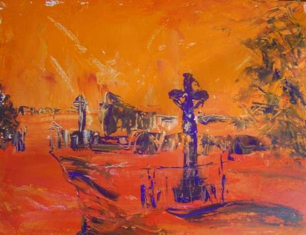 Old Cross at Ardboe
